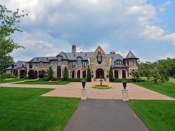 Quot Housewife Quot Abbey Feiler Kober Lists Luxury Estate In Nj