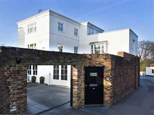 Harry Styles New London Home