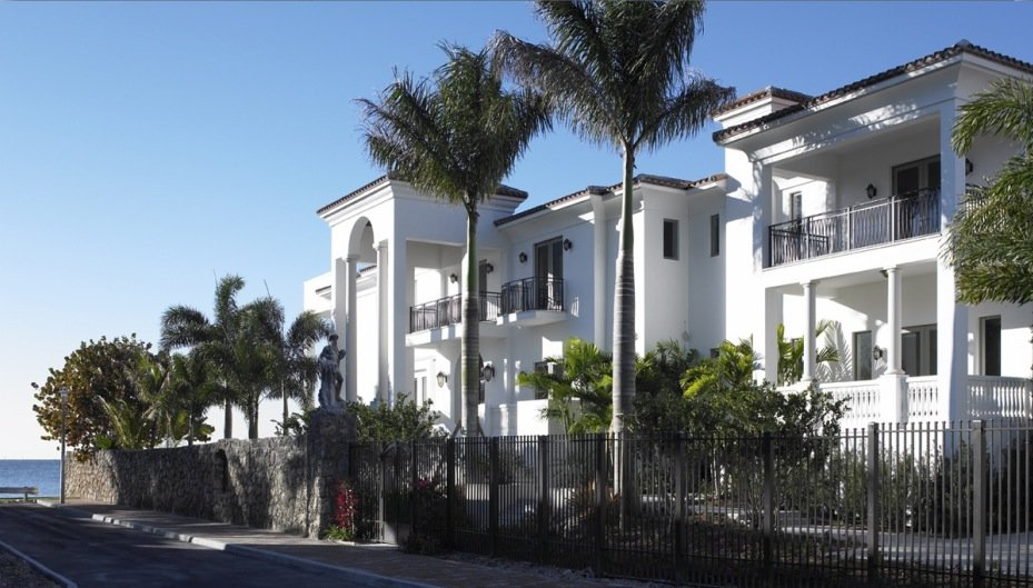 Pictures of Inside LeBron James' House in Miami Florida ...