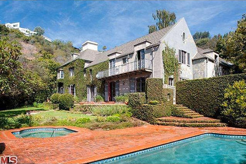 Pauly Shore S Home For Sale Celebrity House Pictures