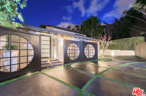 Calvin-Harris-Home-For-Sale-In-Los-Angeles